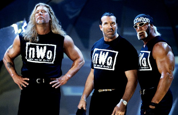 Kevin Nash, Scott Hall and Hollywood Hogan