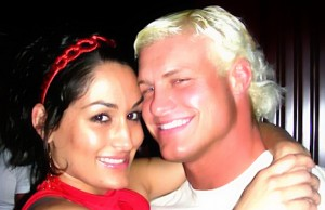 Dolph Ziggler and Nikki Bella