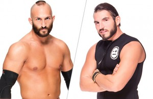 Johnny Gargano and Tommaso Ciampo