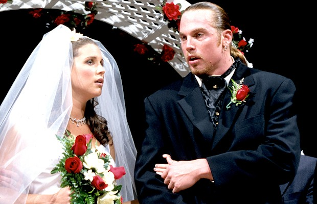 Stephanie McMahon and Test