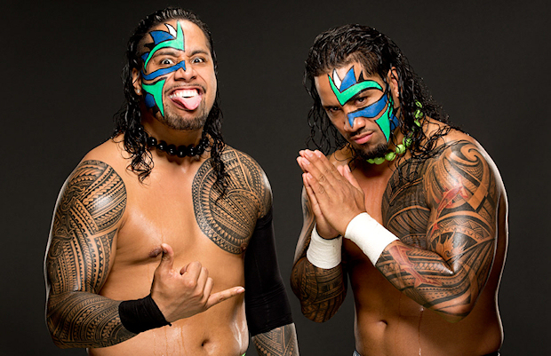 The Usos on Their WWE Futures, The New Day, The Dudley Boyz ...
