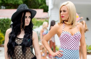 Paige and Charlotte