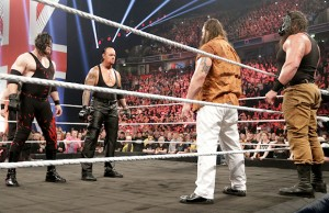 The Brothers of Destruction and The Wyatt Family