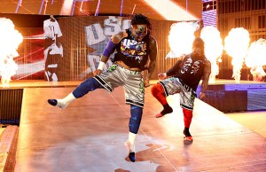 Jey and Jimmy Uso