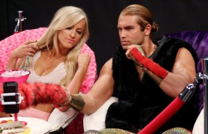Tyler Breeze and Summer Rae