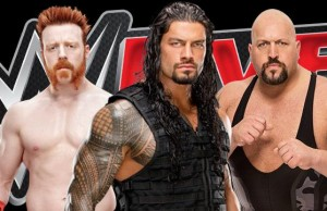 Roman Reigns, Sheamus and Big Show