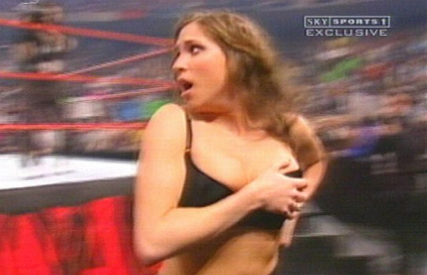 Stephanie mcmahon naked commit error