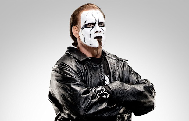 sting wwe backstage news rare photos