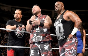 The Dudley Boyz and Tommy Dreamer