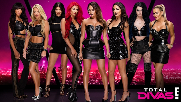 Family Vacation Showdown On Total Divas Video Stardust