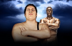 The 3rd annual Andre the Giant Memorial Battle Royal