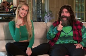 Mick Foley and Noelle