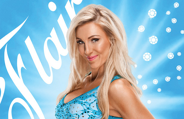 WWE Diva Charlotte Flair