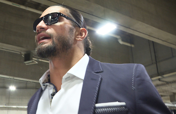 Roman Reigns Receives Shipment From Miller Lite Photo