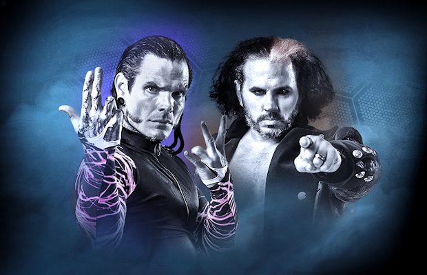 Jeff and Matt Hardy