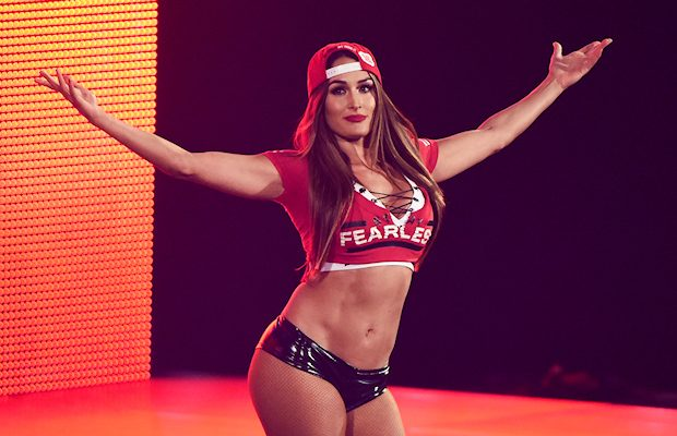 Below Is A New Video With Nikki Bella Doing A 45 Minute Treadmill Session Before This Weeks Wwe Smackdown Nikki Says She Usually Tries To Burn 400