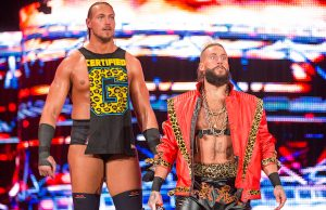 Enzo Amore and Big Cass