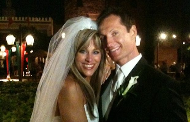 Lilian Garcia gets married