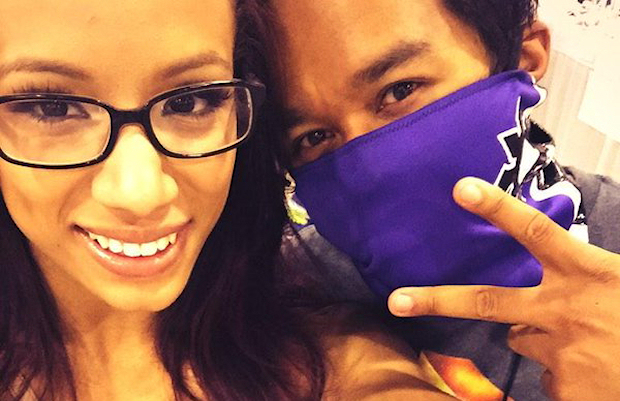 Sasha Banks Wedding.Sasha Banks Gets Married To Kid Mikaze 6 Fast Facts On Him