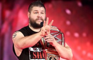 Kevin Owens News