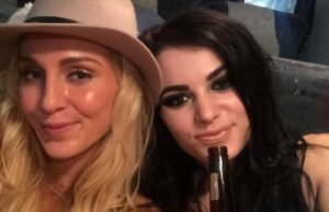 Charlotte and Paige