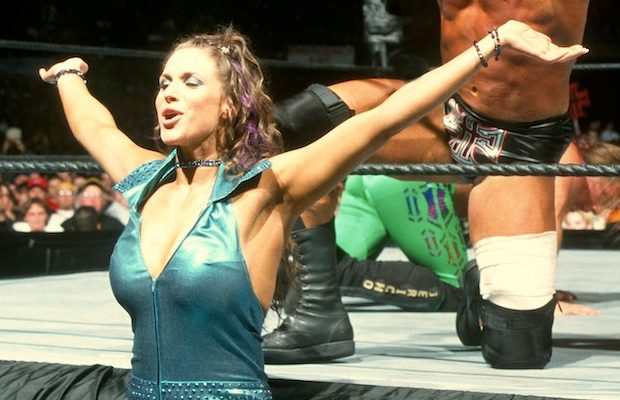 wwe diva stephanie mcmahon nude boobs
