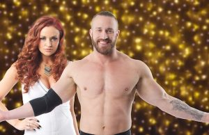 """""""The Miracle"""" Mike Bennett and Maria Kanellis Bennett"""