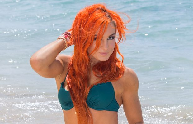 Becky Lynch Naked Pictures