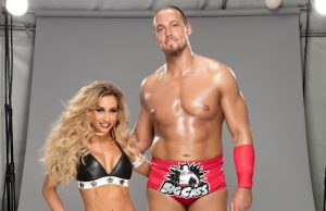 Carmella and Big Cass