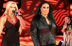 Lana and Tamina