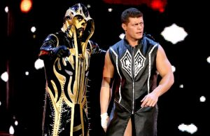 Goldust and Cody Rhodes