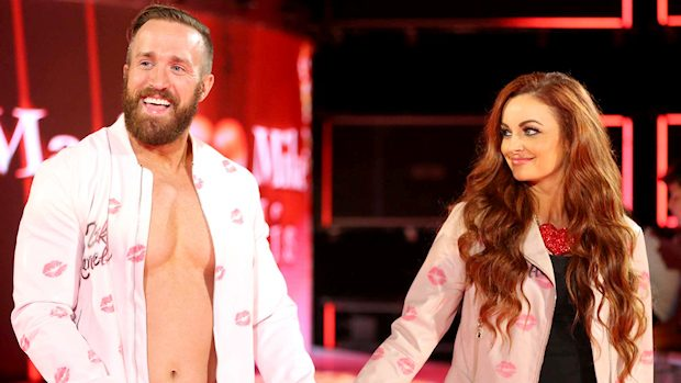Mike and Maria Kanellis