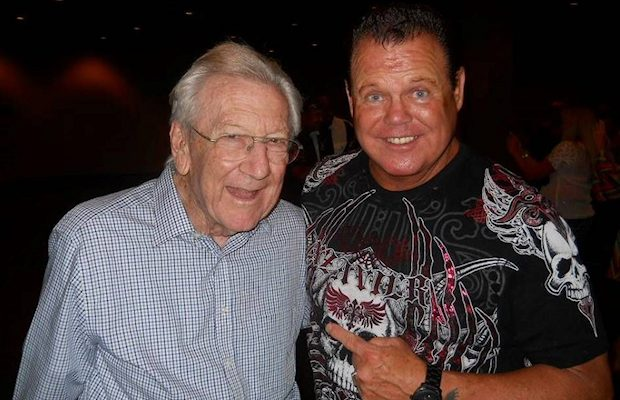 "Lance Russell and Jerry ""The King"" Lawler"