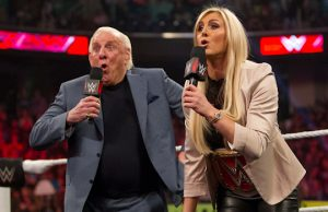 Ric Flair and Charlotte Flair