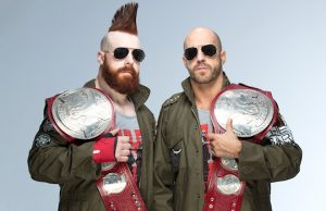 Sheamus and Cesaro