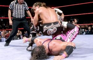 Bret Hart vs. Shawn Michaels