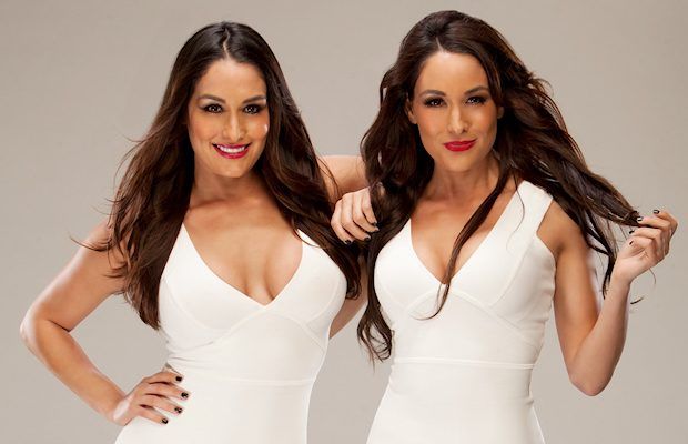 bella twins nude