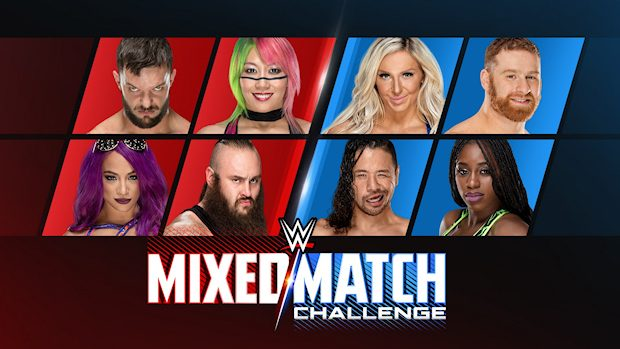 WWE Mixed Match Challenge