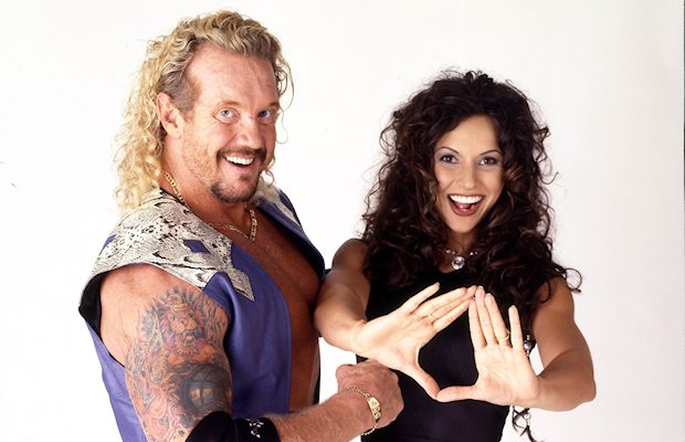 Diamond Dallas Page and Kimberly Page