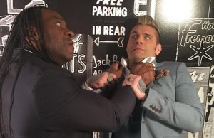 Booker T and Corey Graves