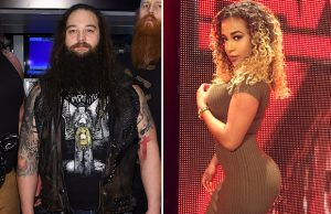 Bray Wyatt and JoJo Offerman