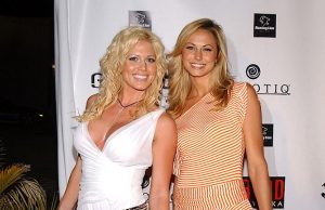 Torrie Wilson and Stacy Keibler