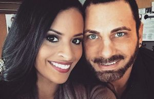 Austin Aries and Thea Trinidad
