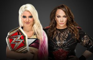 Alexa Bliss vs. Nia Jax