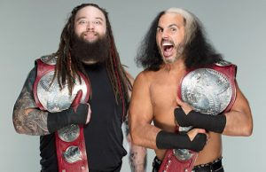 Bray Wyatt and Matt Hardy