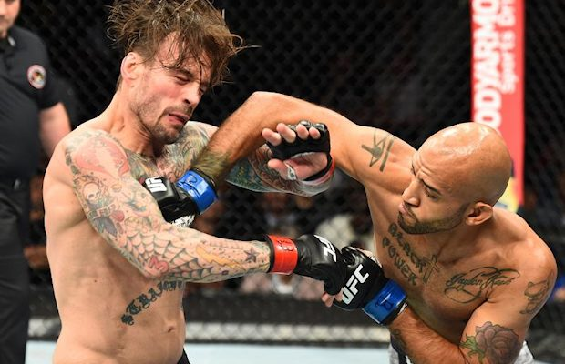 UFC 225: CM Punk vs. Mike Jackson