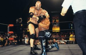 Goldberg vs. Hollywood Hogan