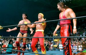 Hulk Hogan, Scott Hall and Kevin Nash