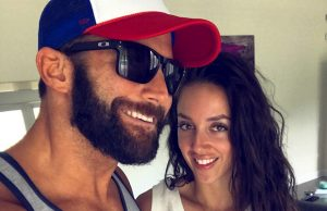 Zack Ryder and Chelsea Green