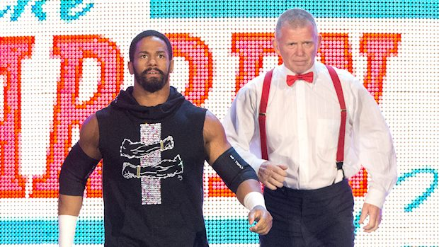 Darren Young and Bob Backlund